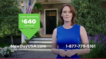 New Day USA VA Loan TV Spot, 'Veteran Homeowner' - Thumbnail 6