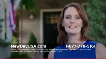 New Day USA VA Loan TV Spot, 'Veteran Homeowner' - Thumbnail 7