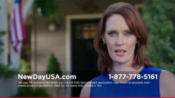 New Day USA VA Loan TV Spot, 'Veteran Homeowner' - Thumbnail 8