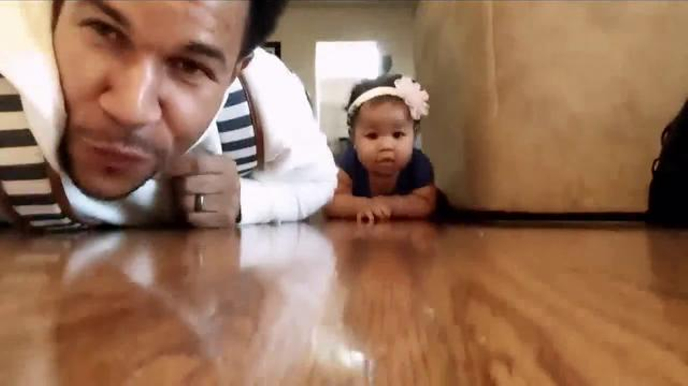 National Responsible Fatherhood Clearinghouse TV Commercial, 'Let's Crawl'