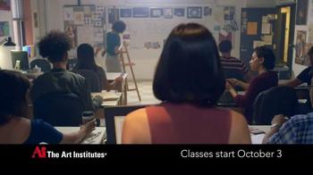 The Art Institutes TV Spot, 'Opinions: Art Grant' - Thumbnail 1