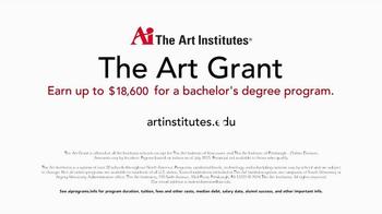 The Art Institutes TV Spot, 'Opinions: Art Grant' - Thumbnail 6