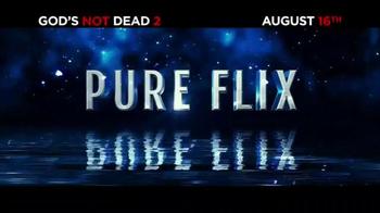 God's Not Dead 2 Home Entertainment TV Spot - Thumbnail 1