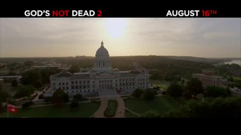 God's Not Dead 2 Home Entertainment TV Spot - Thumbnail 2