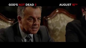 God's Not Dead 2 Home Entertainment TV Spot - Thumbnail 3