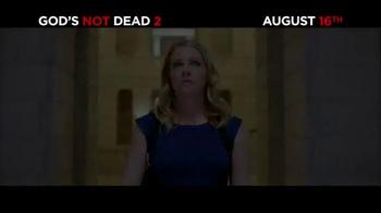 God's Not Dead 2 Home Entertainment TV Spot - Thumbnail 5