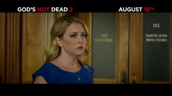 God's Not Dead 2 Home Entertainment TV Spot - Thumbnail 6