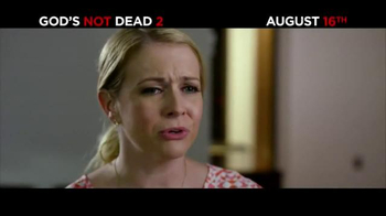 God's Not Dead 2 Home Entertainment TV Spot - Thumbnail 7
