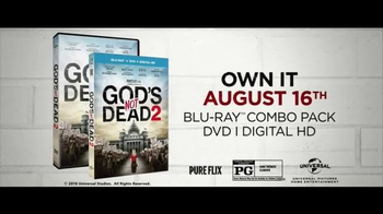 God's Not Dead 2 Home Entertainment TV Spot - Thumbnail 9