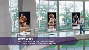 Xarelto TV Spot, 'High Risk of Stroke' Featuring Jerry West - Thumbnail 1