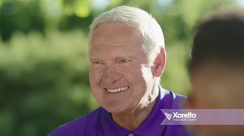 Xarelto TV Spot, 'High Risk of Stroke' Featuring Jerry West - Thumbnail 10
