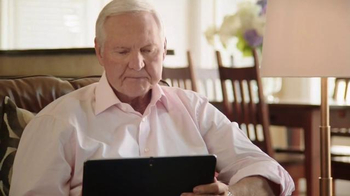 Xarelto TV Spot, 'High Risk of Stroke' Featuring Jerry West - Thumbnail 3
