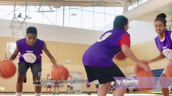 Xarelto TV Spot, 'High Risk of Stroke' Featuring Jerry West - Thumbnail 6