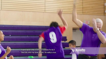 Xarelto TV Spot, 'High Risk of Stroke' Featuring Jerry West - Thumbnail 8