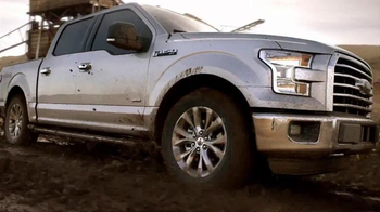Ford Freedom Sales Event TV Spot, 'Just Announced' Song by Pitbull - Thumbnail 1