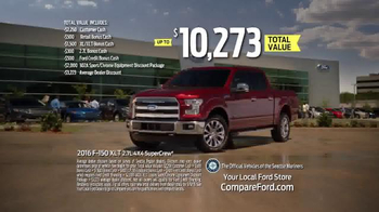 Ford Freedom Sales Event TV Spot, 'Just Announced' Song by Pitbull - Thumbnail 10