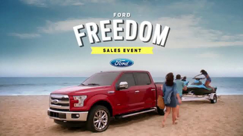 Ford Freedom Sales Event TV Spot, 'Just Announced' Song by Pitbull - Thumbnail 2