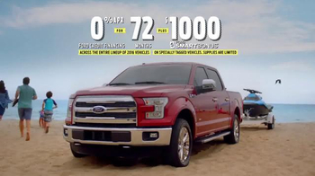 Ford Freedom Sales Event TV Spot, 'Just Announced' Song by Pitbull - Thumbnail 6