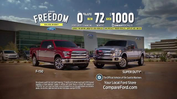 Ford Freedom Sales Event TV Spot, 'Just Announced' Song by Pitbull - Thumbnail 9