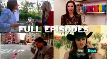 Bravo Now App TV Spot, 'Full Episodes'