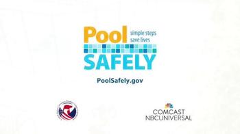 Pool Safely TV Spot, 'No Second Chances' - Thumbnail 10