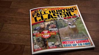 Bass Pro Shops 2016 Fall Hunting Classic TV Spot, 'Extra Savings' - Thumbnail 3