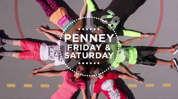 JCPenney Penney Saturday TV Spot, 'Friday Is the New Saturday' - Thumbnail 10