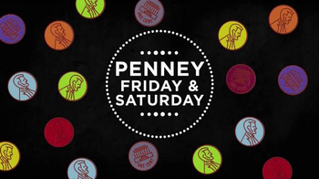 JCPenney Penney Saturday TV Spot, 'Friday Is the New Saturday' - Thumbnail 2