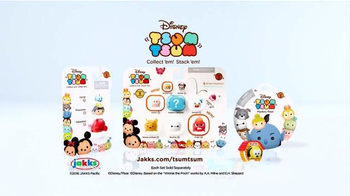 Disney Tsum Tsum TV Spot, 'To the Moon and Back' - Thumbnail 8