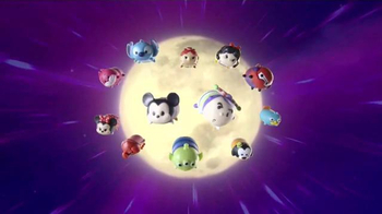 Disney Tsum Tsum TV Spot, 'To the Moon and Back'