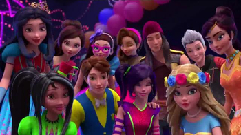 Disney Descendants Neon Lights Ball Collection TV Spot, 'Rivals Arrive' - Thumbnail 2