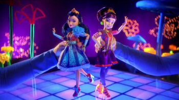 Disney Descendants Neon Lights Ball Collection TV Spot, 'Rivals Arrive'