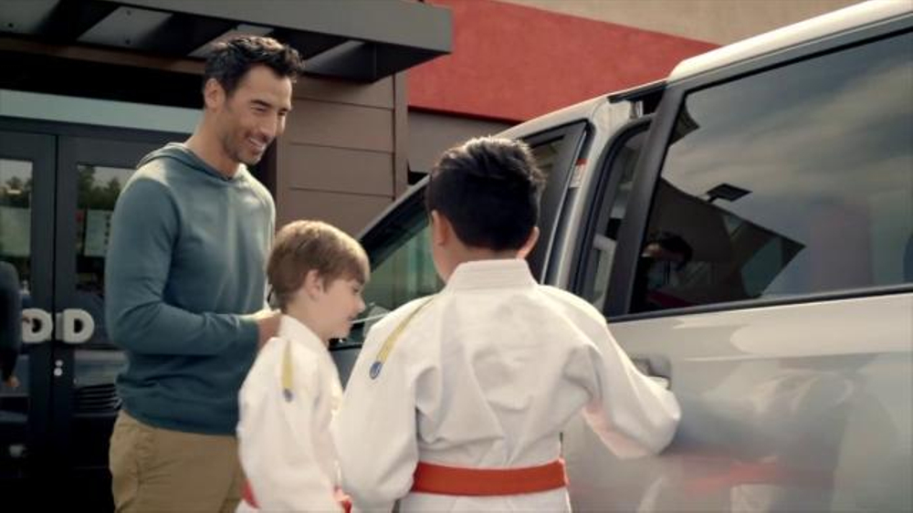 Dunkin' Donuts TV Commercial, 'Olympics: For the Road'