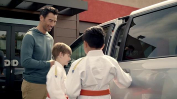 Dunkin' Donuts TV Spot, 'Olympics: For the Road' - 47 commercial airings