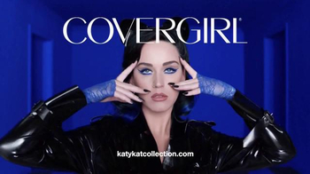 CoverGirl Katy Kat TV Spot, 'Cine negro' con Katy Perry [Spanish] - Thumbnail 10