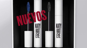 CoverGirl Katy Kat TV Spot, 'Cine negro' con Katy Perry [Spanish] - Thumbnail 8