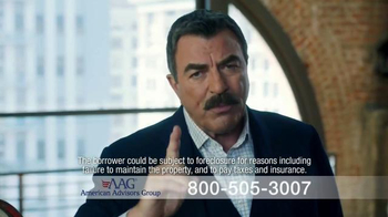 AAG Reverse Mortgage TV Spot, 'Homework' Featuring Tom Selleck - Thumbnail 5
