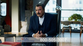 AAG Reverse Mortgage TV Spot, 'Homework' Featuring Tom Selleck - Thumbnail 8