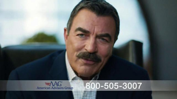 AAG Reverse Mortgage TV Spot, 'Homework' Featuring Tom Selleck - Thumbnail 9