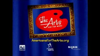 Americans for the Arts TV Spot, 'Blast Off With the Art: Little Einsteins' - Thumbnail 9