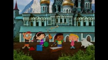 Americans for the Arts TV Spot, 'Blast Off With the Art: Little Einsteins' - Thumbnail 6