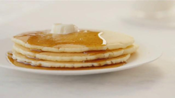Denny's Buttermilk Pancakes TV Spot, 'Love 'Em or They're Free Guarantee' - Thumbnail 1