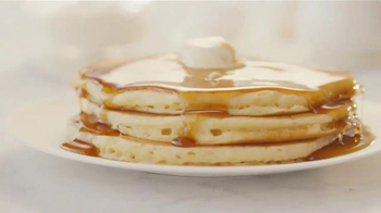 Denny's Buttermilk Pancakes TV Spot, 'Love 'Em or They're Free Guarantee' - Thumbnail 2