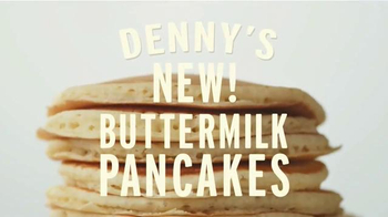 Denny's Buttermilk Pancakes TV Spot, 'Love 'Em or They're Free Guarantee' - Thumbnail 3