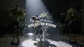 Booking.com TV Spot, 'Jordan & Chelsea's Wedding: First Dance' - Thumbnail 1