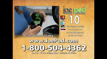 Joe Pod Coffee Converter TV Spot, 'Coffee You Want' - Thumbnail 10