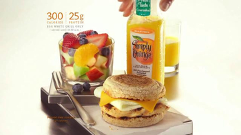 Chick-fil-A Egg White Grill TV Spot, 'Michelangelo' - Thumbnail 7