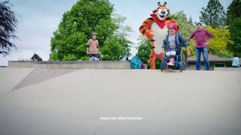 Frosted Flakes TV Spot, 'Skate Park' - Thumbnail 7