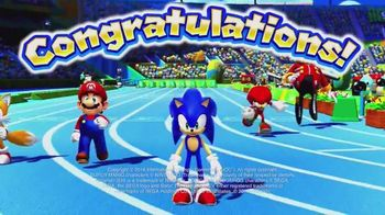 Dave and Buster's TV Spot, 'Summer of Games: Mario & Sonic Arcade'