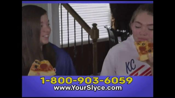 Your Slyce TV Spot, 'Personalize Your Pizza' - Thumbnail 1